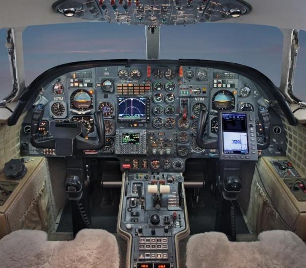 Falcon 10 Jet Aircraft cabin, cockpit, seats, exterior