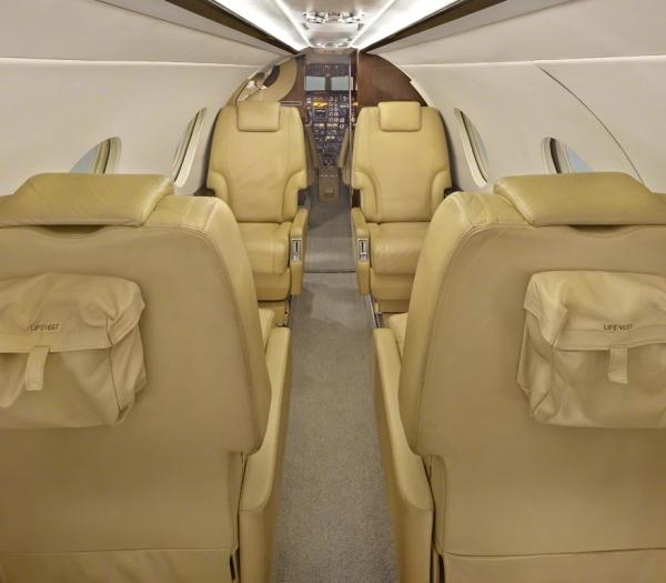 Falcon 10 Jet Aircraft