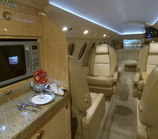 Falcon 50 ZLine 023